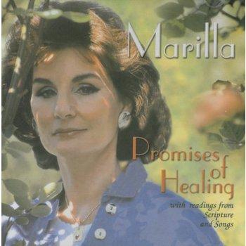 MARILLA NESS - PROMISES OF HEALING (CD)
