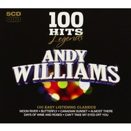 ANDY WILLIAMS - 100 HITS LEGENDS