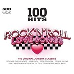 100 HITS - ROCK N ROLL LOVE SONGS (CD)...