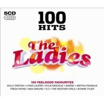100 HITS THE LADIES (CD)...