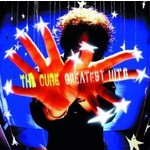 THE CURE - GREATEST HITS (CD).  )