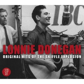 LONNIE DONEGAN - THE ORIGINAL HITS OF THE SKIFFLE