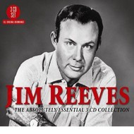 JIM REEVES - THE ABSOLUTELY ESSENTIAL 3 CD COLLECTION