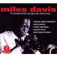 MILES DAVIS - THE ABSOLUTELY ESSENTIAL