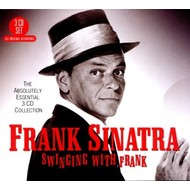 FRANK SINATRA - SWINGING WITH FRANK: ABSOLUTELY ESSENTIAL COLLECTION (CD).