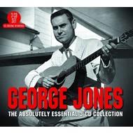 GEORGE JONES - ABSOLUTELY ESSENTIAL (CD).