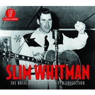 SLIM WHITMAN - ABSOLUTELY ESSENTIAL SLIM WHITMAN COLLECTION (CD)...