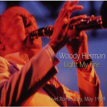 WOODY HERMAN - LIGHT MY FIRE