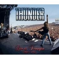 THUNDER - LIVE AT DONINGTON 1990 AND 92