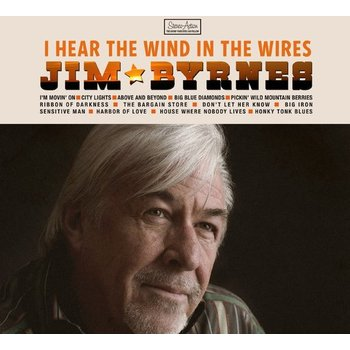 JIM BYRNES - I HEAR THE WIND IN THE WIRES (CD)