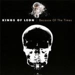 KINGS OF LEON - BECAUSE OF THE TIMES (CD).