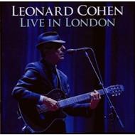 LEONARD COHEN - LIVE IN LONDON (CD)...