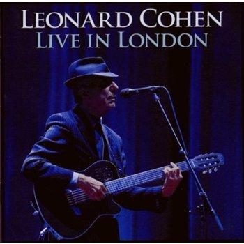 Columbia,  LEONARD COHEN - LIVE IN LONDON (2 CD Set)