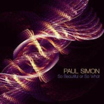 PAUL SIMON - SO BEAUTIFUL OR SO WHAT (CD)