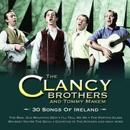 Delta,  THE CLANCY BROTHERS AND TOMMY MAKEM - 30 SONGS OF IRELAND