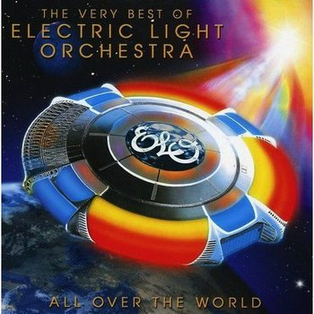 ELECTRIC LIGHT ORCHESTRA (ELO) - ALL OVER THE WORLD: THE VERY BEST OF ELO (CD)