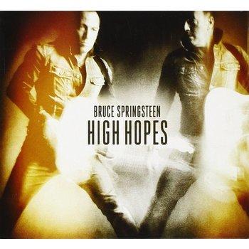 BRUCE SPRINGSTEEN - HIGH HOPES (CD)