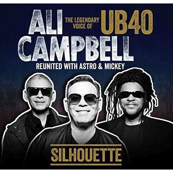 ALI CAMPBELL - SILHOUETTE (CD)