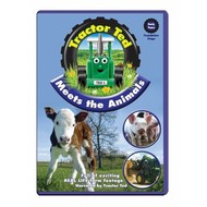 TRACTOR TED  - MEETS THE ANIMALS (DVD)...