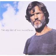 KRIS KRISTOFFERSON - THE VERY BEST OF KRIS KRISTOFFERSON (CD)