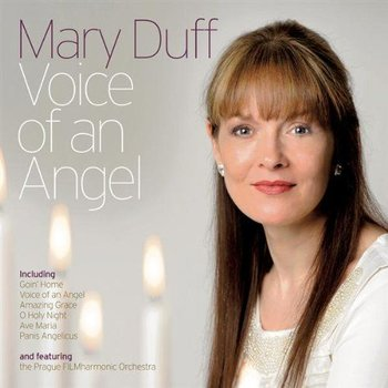 MARY DUFF - VOICE OF AN ANGEL (CD)