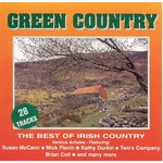 GREEN COUNTRY - THE BEST OF IRISH COUNTRY (CD)...