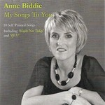 ANNE BIDDIE - MY SONGS TO YOU (CD)...