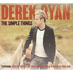 DEREK RYAN - THE SIMPLE THINGS (CD)...