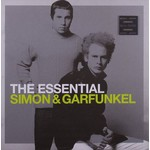 SIMON AND GARFUNKEL - THE ESSENTIAL SIMON AND GARFUNKEL (CD).  )