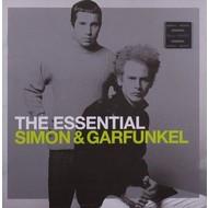 SIMON AND GARFUNKEL - THE ESSENTIAL SIMON AND GARFUNKEL (2 CD SET).
