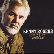 KENNY ROGERS - 21 NUMBER ONES (CD).