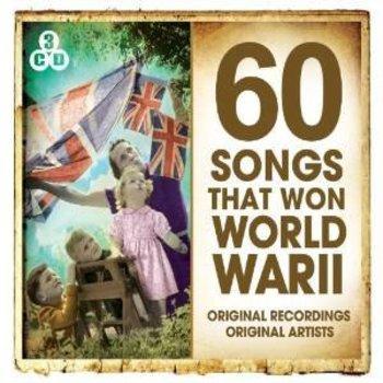 60 SONGS THAT WON WORLD WAR II VARIOUS