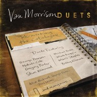 VAN MORRISON - DUETS, RE-WORKING THE CATALOGUE (CD).