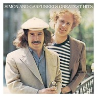 SIMON AND GARFUNKEL - GREATEST HITS (CD).
