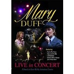 MARY DUFF - LIVE IN CONCERT (FILMED AT EAST KIRBY AVIATION CENTRE) CD & DVD...