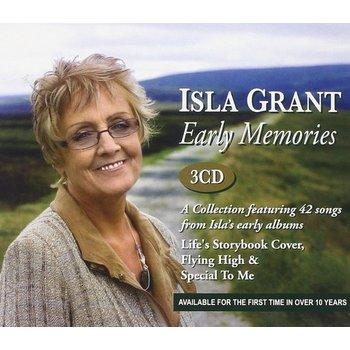 ISLA GRANT - EARLY MEMORIES (CD)