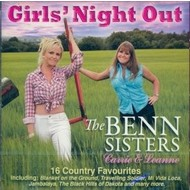 THE BENN SISTERS - GIRLS NIGHT OUT (CD)