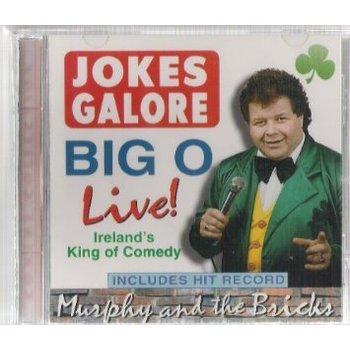 BIG O - JOKES GALORE LIVE (CD)