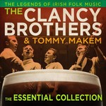 THE CLANCY BROTHERS & TOMMY MAKEM - THE ESSENTIAL COLLECTION (3 CD Set)...