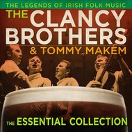 THE CLANCY BROTHERS AND TOMMY MAKEM - THE ESSENTIAL COLLECTION (3 CD Set)...