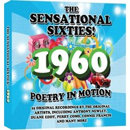 THE SENSATIONAL SIXTIES! 1960 - POETRY IN MOTION - VARIOUS ARTISTS