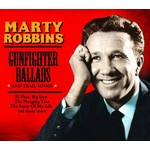 MARTY ROBBINS - GUNFIGHTER BALLADS & TRAIL SONGS (CD)...