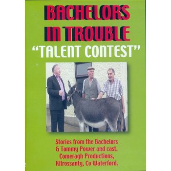 BACHELORS IN TROUBLE - TALENT CONTEST (DVD)