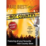 THE BEST OF HOT COUNTRY VOLUME 1 - VARIOUS ARTISTS (CD)...