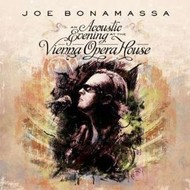 J & R Adventures,  JOE BONAMASSA - AN ACOUSTIC EVENING AT THE ROYAL VIENNA OPERA HOUSE (2 CD Set)