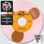 GRAM PARSONS AND THE LEMONHEADS - BRASS BUTTONS