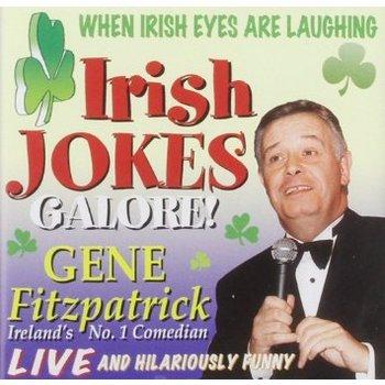 GENE FITZPATRICK - IRISH JOKES GALORE