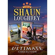 SHAUN LOUGHREY - THE ULTIMATE COLLECTION (3 DVD Set). .