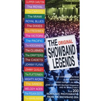 THE ORIGINAL SHOWBAND LEGENDS (DVD)