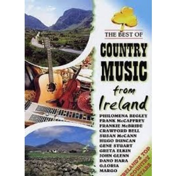 THE BEST OF COUNTRY MUSIC FROM IRELAND (DVD)